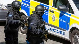 لندن: توجيه تهم لشاب عمره 24 عاما بالتخطيط لعمل إرهابي يستهدف قاعدة أمريكية في بريطانيا
