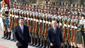 حرس الشرف - الصين