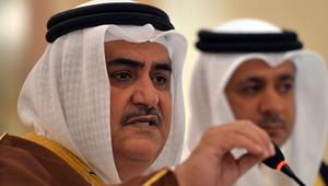 وزير خارجية البحرين: القول إن قطر تعرضت لعدوان كلام مرفوض ومردود