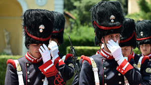 حرس الشرف - إيطاليا