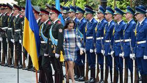 حرس الشرف - أوكرانيا