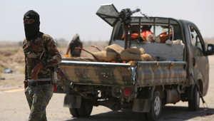 """مقاتلون شيعة من العراق يدعمون قوات الحكومة العراقية على مشارف الفلوجة، يستعدون لشن هجوم على """"داعش"""""""