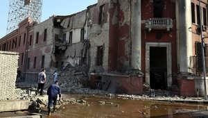 """الداخلية المصرية تعلن قتل 9 """"إرهابيين"""" متهمين بتفجيري """"القنصلية الإيطالية"""" و""""الأمن الوطني"""""""