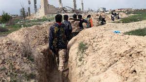 المرصد: 135 قتيلا بدير الزور بعد سيطرة داعش على منطقة البغيلية.. ودمشق ترفع عدد القتلى إلى 300