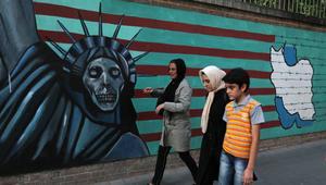 إيران تشكو العقوبات الأمريكية الجديدة المحتملة للجنة الإشراف على الاتفاق النووي