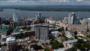 صورة لمدينة سامراء بروسيا، وهي المدينة المضيفة لكأس العالم لكرة القدم 2018