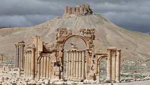 """تنظيم """"داعش"""" يعدم عالم آثار سورياً في تدمر"""
