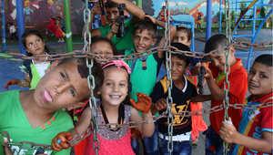 أطفال سوريون لاجئون - تركيا