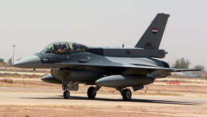 للمرة الأولى.. مقاتلات عراقية تشن غارات على داعش في سوريا