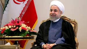 """الرئيس الإيراني: اخترنا """"الطريق الثالث"""".. وحققنا ما نريده من الاتفاق النووي"""