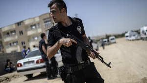 السلطات التركية تعتقل 297 شخصاً بتهم مرتبطة بالإرهاب