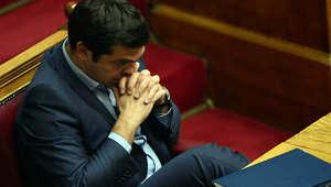 رئيس وزراء اليونان يعلن استقالته وإجراء انتخابات مبكرة