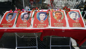صور لبعض الضحايا الذي سقطوا في تفجير سوروج، 20 يوليو/ تموز 2012