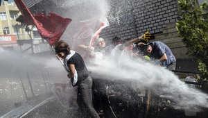 """تركيا تنفي وفاة """"أوجلان"""".. وتجدد الاحتجاجات ضد العمليات العسكرية في سوريا والعراق"""