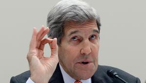 كيري: إيران التزمت بالاتفاق وقرار ترامب خطير ويخلق أزمة دولية