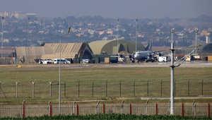 """الحكومة التركية توافق على فتح قاعدة """"إنغرليك"""" للتحالف الدولي ضد """"داعش"""" فقط"""