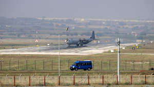 """مقاتلات أمريكية تشن أول هجوم على """"داعش"""" من تركيا"""