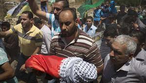 الفلسطينية ريهام الدوابشة تلحق برضيعها وزوجها متأثرة بإصابتها في حرق منزلهم