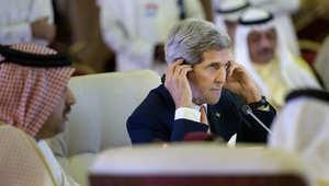 كيري من قطر: الاتفاق النووي الإيراني يعزز أمن الخليج.. العطية: نسعى لإيجاد حل سياسي بسوريا