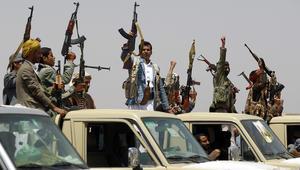 الحوثي: تحشيد عسكري كبير منذ الفجر للحرب على مأرب وشبوة وتعز