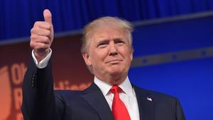 """ترامب عن الموصل: """"تحررت من كابوس طويل"""".. وأيام """"داعش"""" باتت معدودة"""
