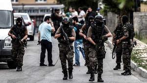 """وزير الخارجية التركي: لا يوجد خطة لإرسال قوات برية إلى سوريا لكنه خيار مطروح لمواجهة """"داعش"""""""