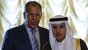لافروف: مصير الأسد من النقاط الخلافية مع السعودية.. والجبير يرد: موقفنا ثابت ولا مكان له بمستقبل سوريا