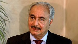 حفتر يهاجم قطر ويستعد لمعركة الدفاع عن طرابلس