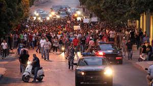 """لبنان: إحالة أحمد الأسير إلى المحكمة العسكرية.. وتأهب أمني لاحتجاجات """"بدنا نحاسب"""" و""""طلعت ريحتكم"""""""