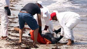 الهلال الأحمر الليبي لـCNN: سبعة قتلى بغرق قارب يحمل مهاجرين بالمتوسط