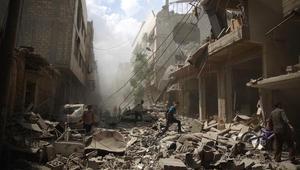 البرادعي عن سوريا: وضع الحيوان أفضل من الإنسان