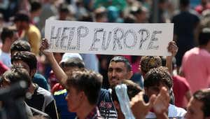 الأمم المتحدة: أكثر من 442 ألف مهاجر وصلوا لأوروبا و2921 لقوا حتفهم خلال الرحلة منذ بداية العام الجاري