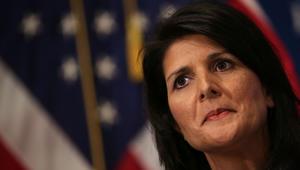 سفيرة أمريكا بـUN حول الاتفاق النووي الإيراني: لا يمكن وضع أحمر شفاه على خنزير