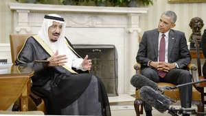 أوباما وملك السعودية: نواصل التعاون المشترك من أجل تحقيق الاستقرار في الشرق الأوسط