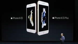 """تيم كوك يكشف عن هاتفي """"آي فون  6Sو6S بلس"""" و""""آي باد برو"""" وتلفزيون وتصاميم جديدة من ساعة """"آبل"""""""