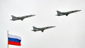 """روسيا: مقاتلاتنا قتلت 250 عنصرا من """"داعش"""" شمال تدمر بسوريا"""