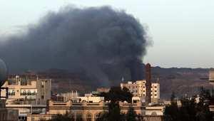 """بالفيديو.. القوات السعودية تستعرض قدرة """"الأباتشي"""" وضرباتها في اليمن.. والحوثيون يعلنون إسقاط طائرة"""