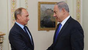 نتنياهو من موسكو: أتيت بسبب تعقيدات الأوضاع الأمنية.. وبوتين: سوريا بوضع تتصدر فيه الوحدة الوطنية قمة الأولويات