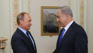 """الكرملين يكشف عن اتصال هاتفي بين بوتين ونتنياهو للتنسيق بجهود """"محاربة الإرهاب"""""""