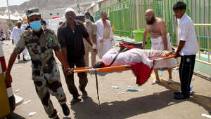 وزير الصحة السعودي: حادث التدافع سببه الازدحام وعدم التزام بعض الحجاج بخطط التفويج ومواعيدها واتجاهات السير