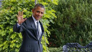 أوباما يهاجم الجمهوريين المعارضين لزواج المثليين: يفضلون عالما كان بن لادن لا يزال فيه طليقا
