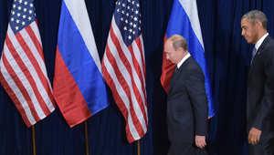 """مقال بقلم علي شهاب..""""من المنتصر: أوباما أم بوتين؟"""""""