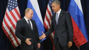 """موسكو تنفي تجنب بوتين حضور قمة """"أبيك"""" بسبب توتر علاقته مع أوباما"""