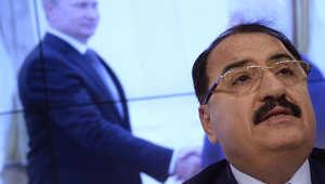 """السفير السوري في موسكو لـ CNN: روسيا تساعدنا لتدمير """"كل الجماعات المتمردة"""""""