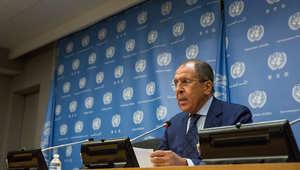 لافروف: روسيا لا تعتبر الجيش السوري الحر منظمة إرهابية ويجب أن يكون جزءا من الحل السياسي
