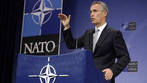 الناتو: حشد عسكري روسي في سوريا بينه قوات برية.. وانتهاك الطائرات الروسية للمجال الجوي التركي لم يكن عرضيا
