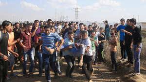 """""""#الانتفاضة_انطلقت"""".. مقتل 8 فلسطينيين وإصابة العشرات في غزة والضفة.. وهنية: مستعدون لمعركة القدس"""