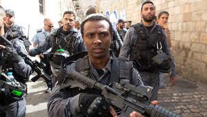 الشرطة الإسرائيلية: طعن جندي في القدس بحادثة هي الرابعة الاثنين