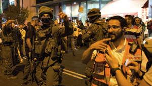 """الرئيس الفلسطيني يحذر من اشتعال صراع ديني """"يحرق الأخضر واليابس"""".. ونتنياهو يدعو لـ""""وقف الإرهاب"""" قبل إحلال السلام"""