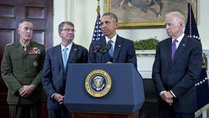 أوباما معلناً تأجيل سحب قواته: لن أسمح بتحويل أفغانستان إلى ملاذ آمن للجماعات الإرهابية
